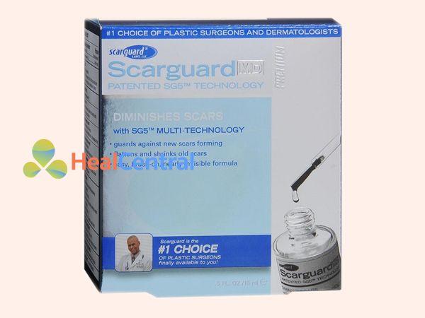 Thuốc Scarguard MD - làm mờ các vết sẹo thâm