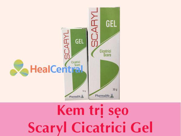 Kem trị sẹo Scaryl Cicatrici gel
