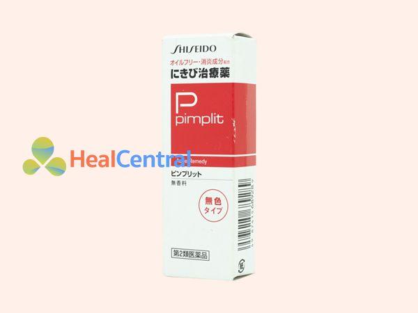 Shiseido Pimplit - điều trị mụn trứng cá