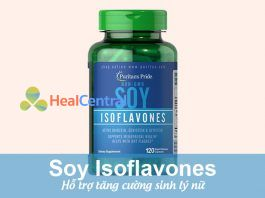 Viên uống Soy Isoflavones