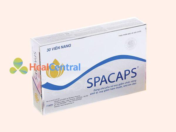 Sản phẩm Spacaps của Công ty IMC