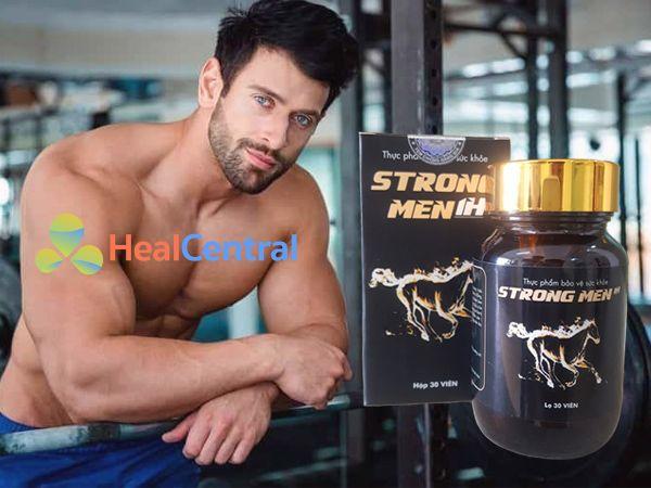 Strong men 1h- tăng cường sinh lý cho cánh mày râu