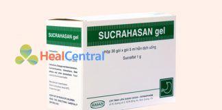 Thuốc dạ dày Sucrahasan gel 5ml