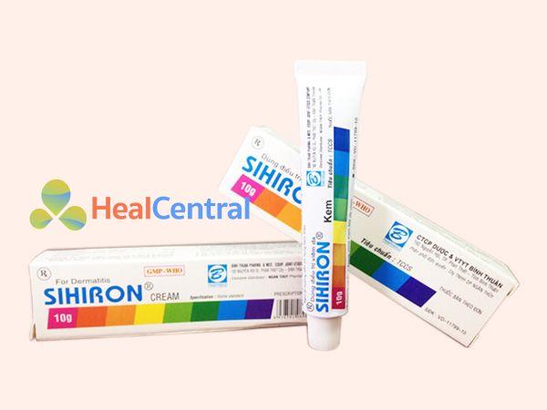 Thuốc 7 màu có xuất xứ từ Hàn Quốc
