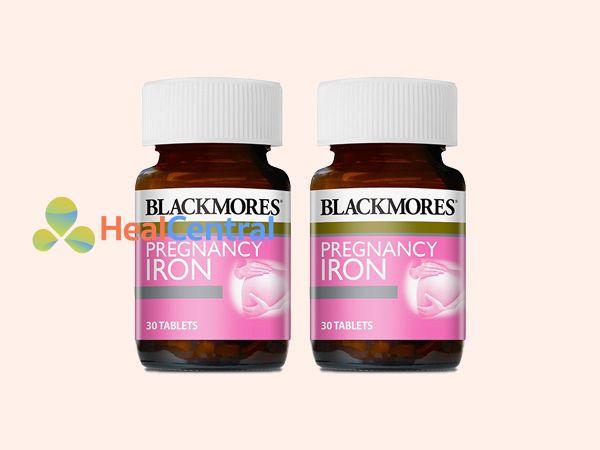 Viên sắt Blackmore Pregnancy Iron