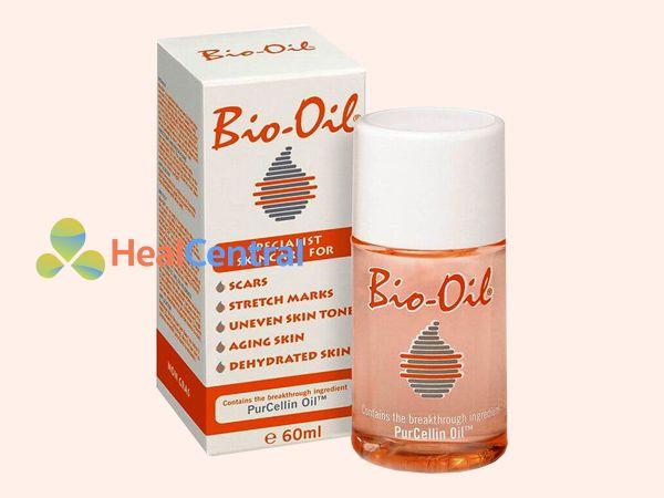 Hình ảnh hộp tinh dầu Bio - oil 60ml