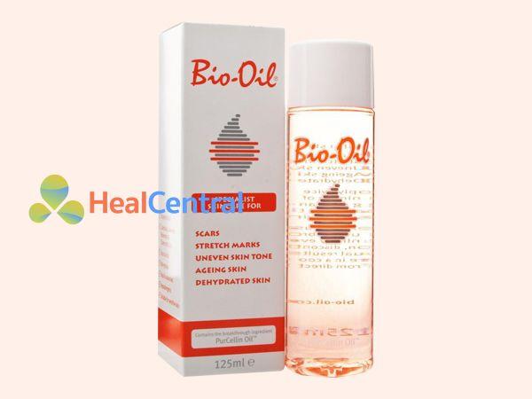 Hình ảnh hộp tinh dầu Bio - oil 125ml