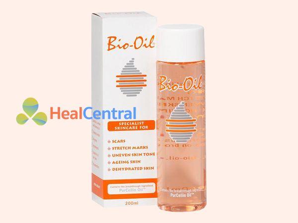 Hình ảnh hộp tinh dầu Bio - oil 200ml