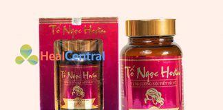 Viên uống tăng cường nội tiết tố nữ Tố Ngọc Hoàn