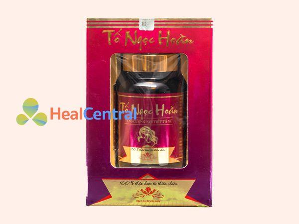 Hình ảnh hộp sản phẩmTố Ngọc Hoàn