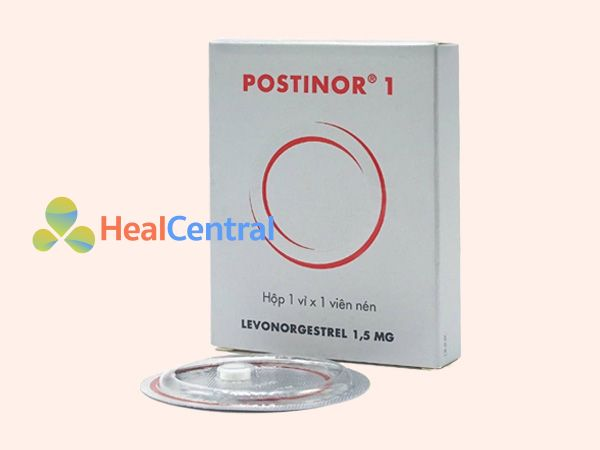Thuốc tránh thai khẩn cấp Postinor 1