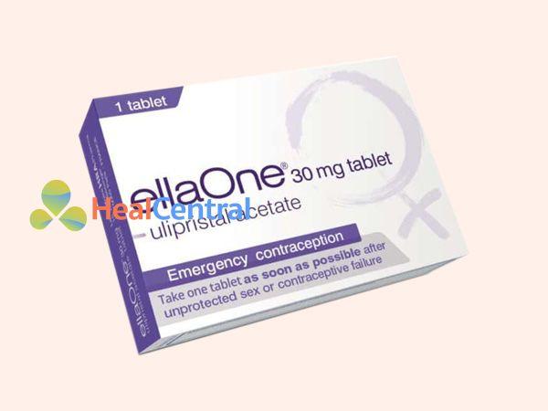 Thuốc tránh thai khẩn cấp Ella