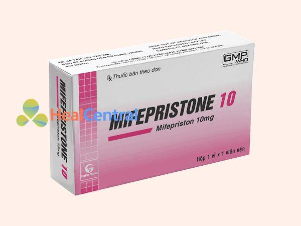 Thuốc tránh thai khẩn cấp Mifepristone