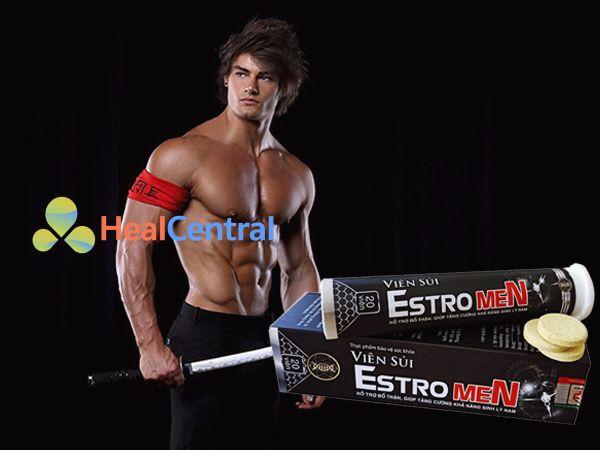 Viên sủi EstroMen - tăng cường sinh lý phái mạnh