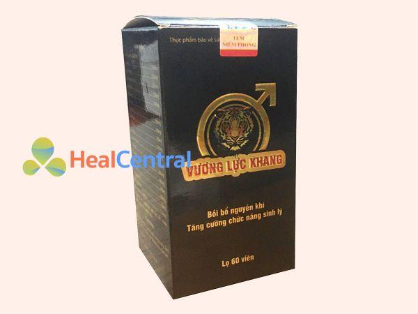 Hình ảnh hộp sản phẩm Vương Lực Khang