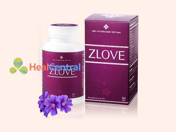 Sản phẩm Zlove được sản xuất bởi Công ty Usapha