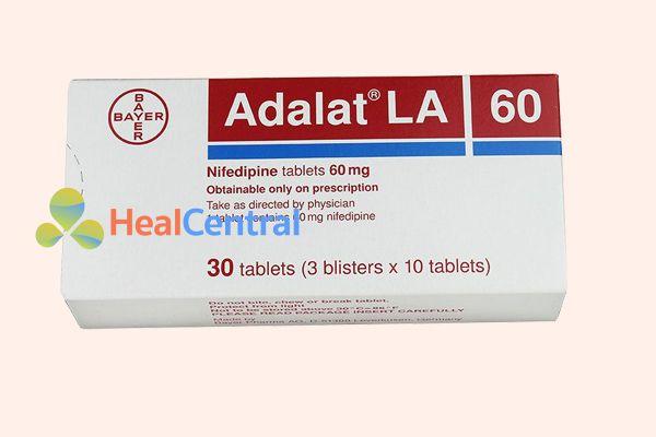 Thuốc Adalat LA
