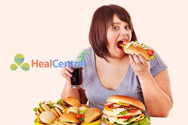 Ăn nhiều là một triệu chứng của đái tháo đường