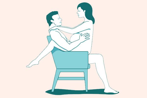 Làm tình trên ghế là một ý tưởng tốt