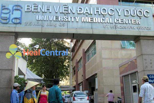 Bệnh viện Đại Học Y Dược Tp HCM Cơ sở 1