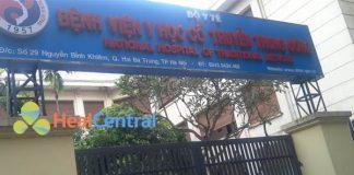 Khám và cắt trĩ tại bệnh viện Y học cổ truyền TW