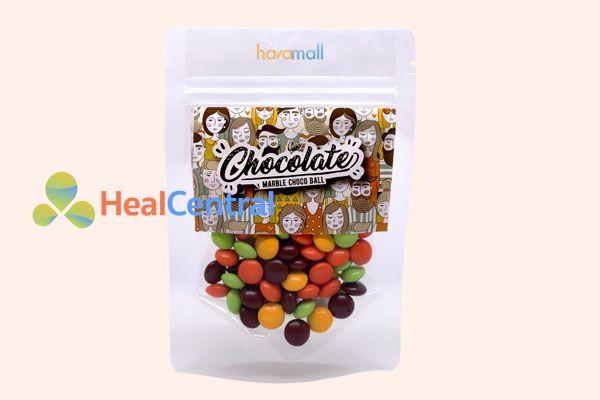 Ăn Chocolate giúp tăng cường sinh lý