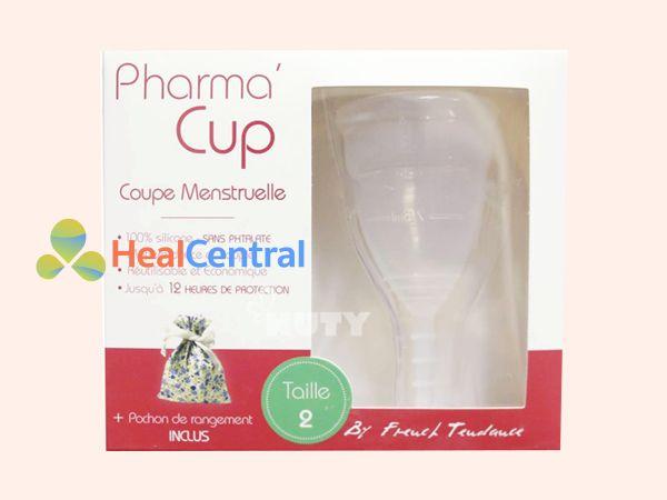 Cốc nguyệt san Pharma cup size 2
