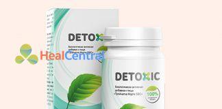 Thuốc trị ký sinh trùng Detoxic