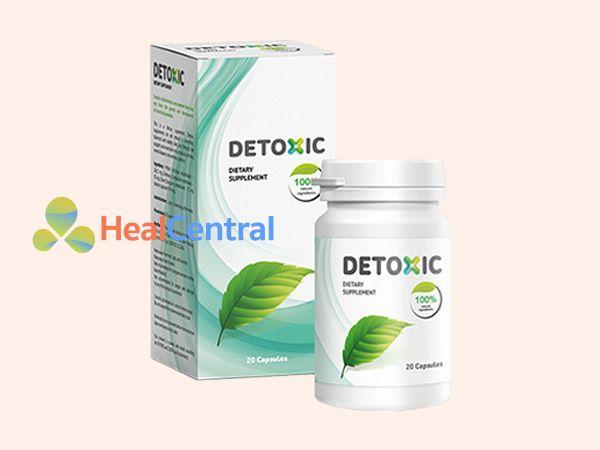 Thuốc Detoxic vỏ trắng