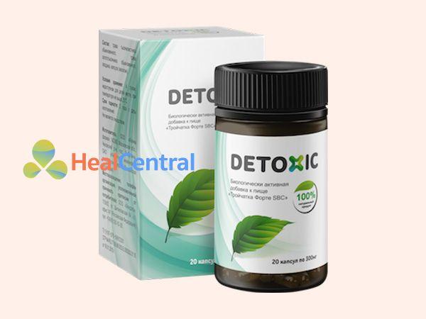 Thuốc Detoxic vỏ đen