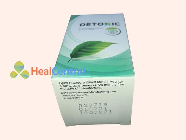Detoxic có xuất xứ từ Nga