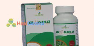 Hộp thuốc Diagold