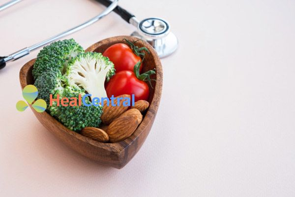 Thay đổi chế độ ăn