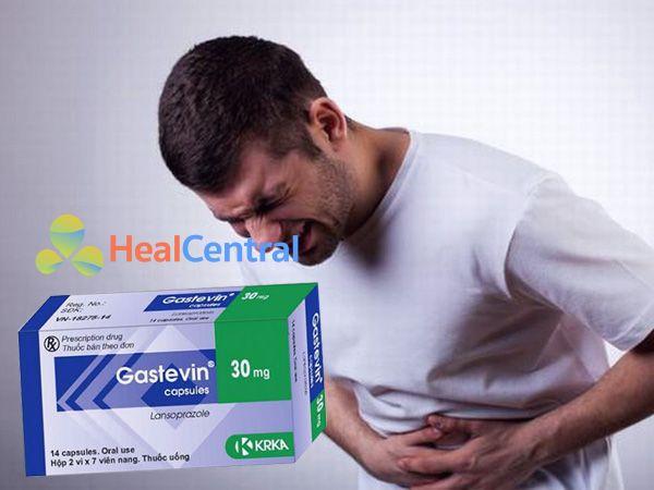 Thuốc Gastevin 30mg -điều trị loét dạ dày, tá tràng