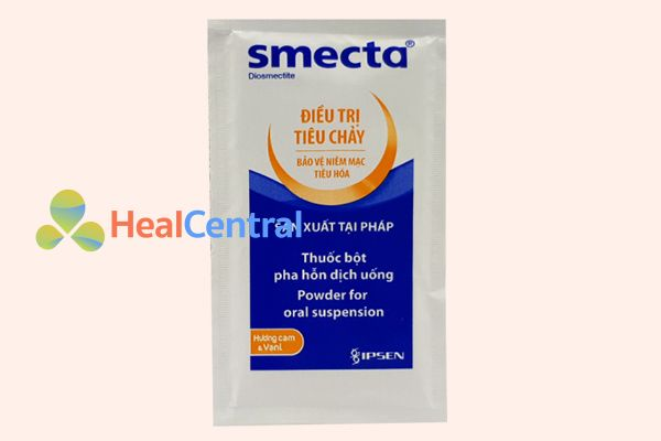Gói thuốc Smecta