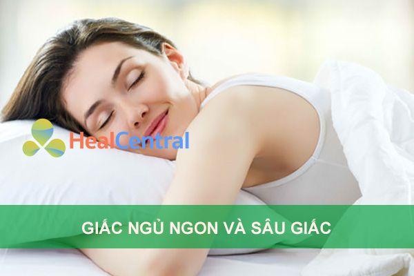 Hoàn An Thần cải thiện và nâng cao chất lượng giấc ngủ