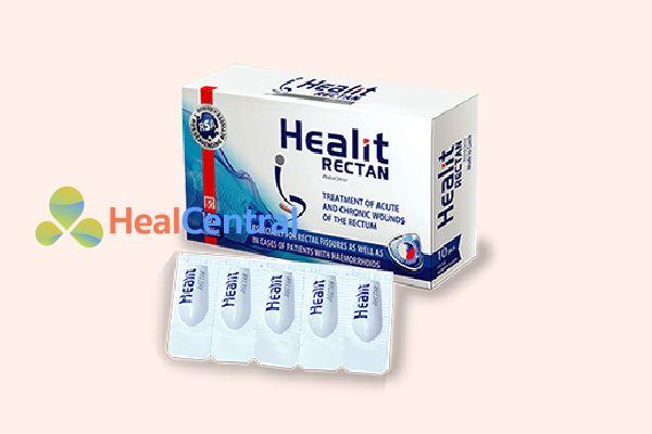 Hộp thuốc Healit Rectan