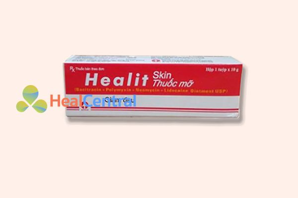 Hộp thuốc Healit Skin Ointment
