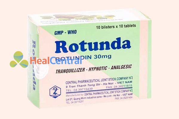 Hộp thuốc Rotunda