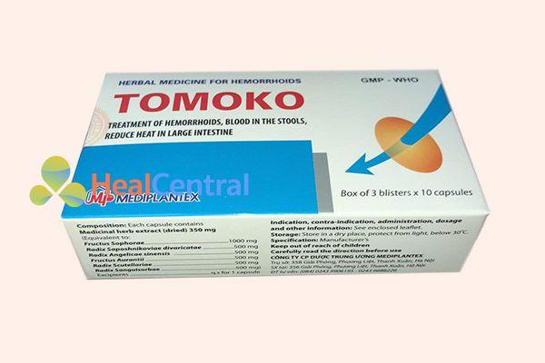 Hộp thuốc Tomoko