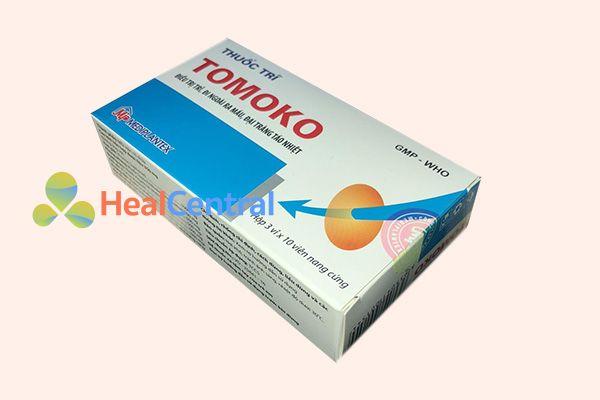 Hộp thuốc Tomoko chính hãng