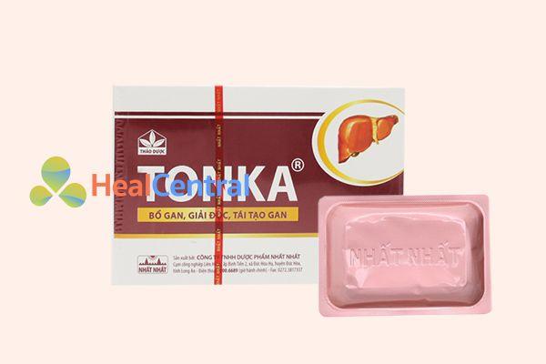 Hộp thuốc Tonka