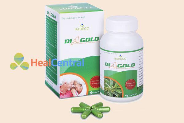 Viên uống Diaglod - Bí quyết ổn định đường huyết