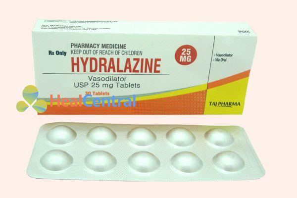 Thuốc Hydralazine