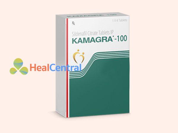 Thuốc Kamagra xuất xứ từ Ấn Độ