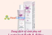 Dung dịch vệ sinh Lactacyd Soft and Silky