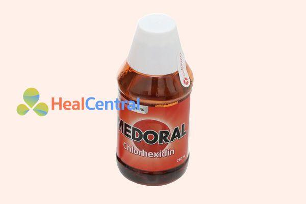 Lọ thuốc Medoral