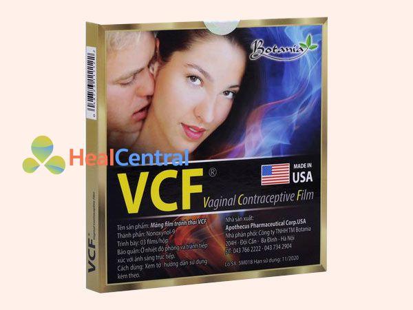 Hình ảnh miếng dán tránh thai VCF