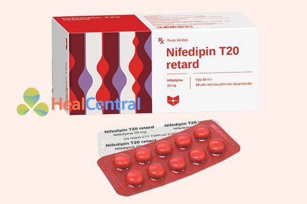 Nifedipin 20mg