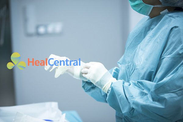 Phẫu thuật cắt trĩ thông thường